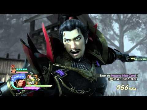 Samurai Warriors 4 Let´s Play Part 12 (Deutsch)
