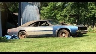 Barn Find '68 Charger Hits The Streets-Finnegan's Garage Ep.77