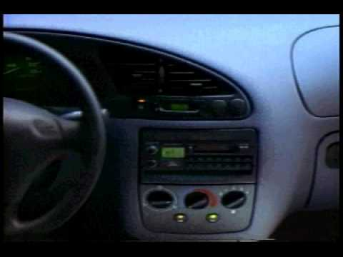 comercial ford fiesta a o 1997 youtube. Black Bedroom Furniture Sets. Home Design Ideas