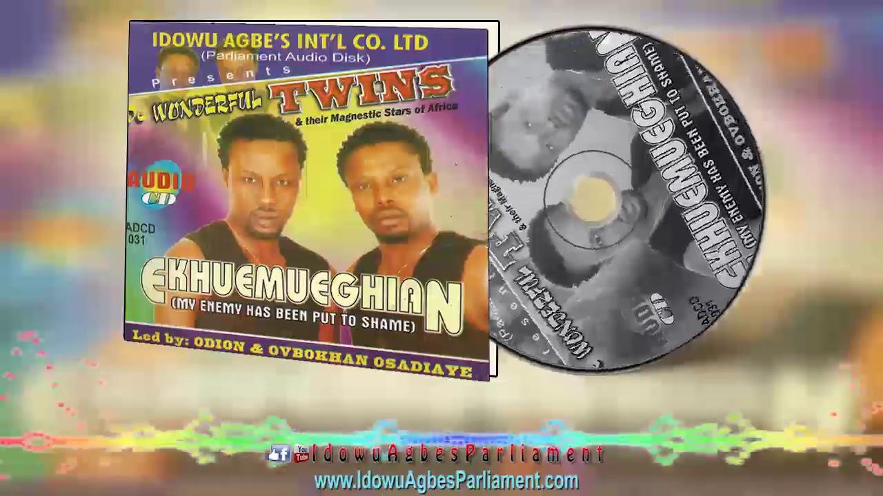 Download BENIN MUSIC:- DE WONDERFUL TWINS - EKHUEMUEGHIAN (FULL ALBUM)