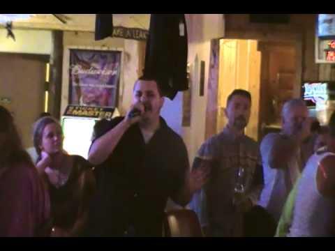 Trophy Karaoke Contest Finals Joey North 07/11/13