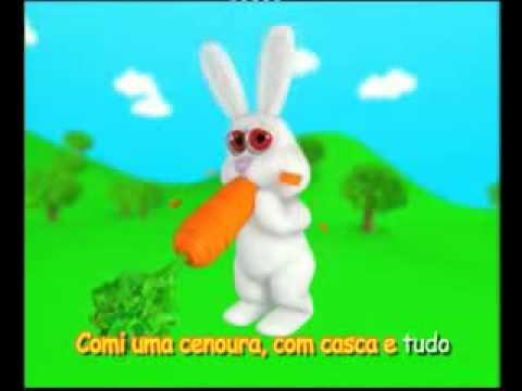 Escolinha de Música   02   Eu sou um coelhinho