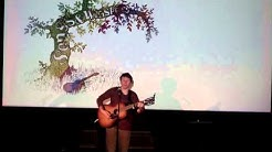 """Adam Burrows - """"Me and Olivia"""" (Live at Passage Kino, Bremerhaven, Germany - May 10, 2015)"""
