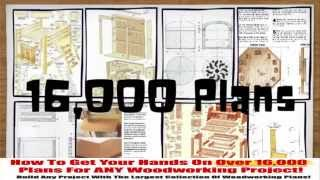 Simple Woodworking Plans 2014 | Tedswoodworking Plans Review | Woodworking Plans Elite [must Watch!]