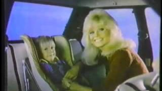 Loni Anderson 1980s Will Rogers Institute PSA Video