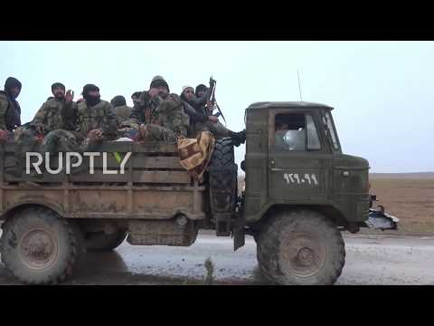 Syria: SAA resumes military operations in Idlib countryside