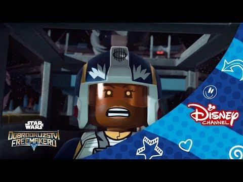 Star Wars: Dobrodružství Freemakerů - Rowanova tajná…