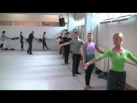 Class Salzburg Ballet 2012