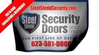 Steel Shield Security Doors & More