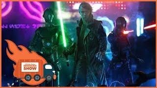 New Star Wars Trilogy,  Louis C.K. Makes Statement - Kinda Funny Morning Show 11.10.17