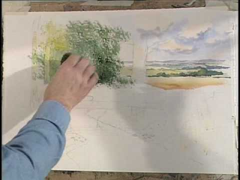 preview painting acrylics the easy way with terry harrison youtube