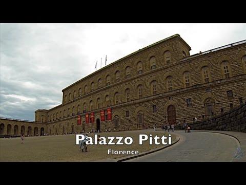 Palazzo Pitti, Florence, Toscane,