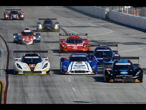 2015 Patrón Showcase Race Broadcast