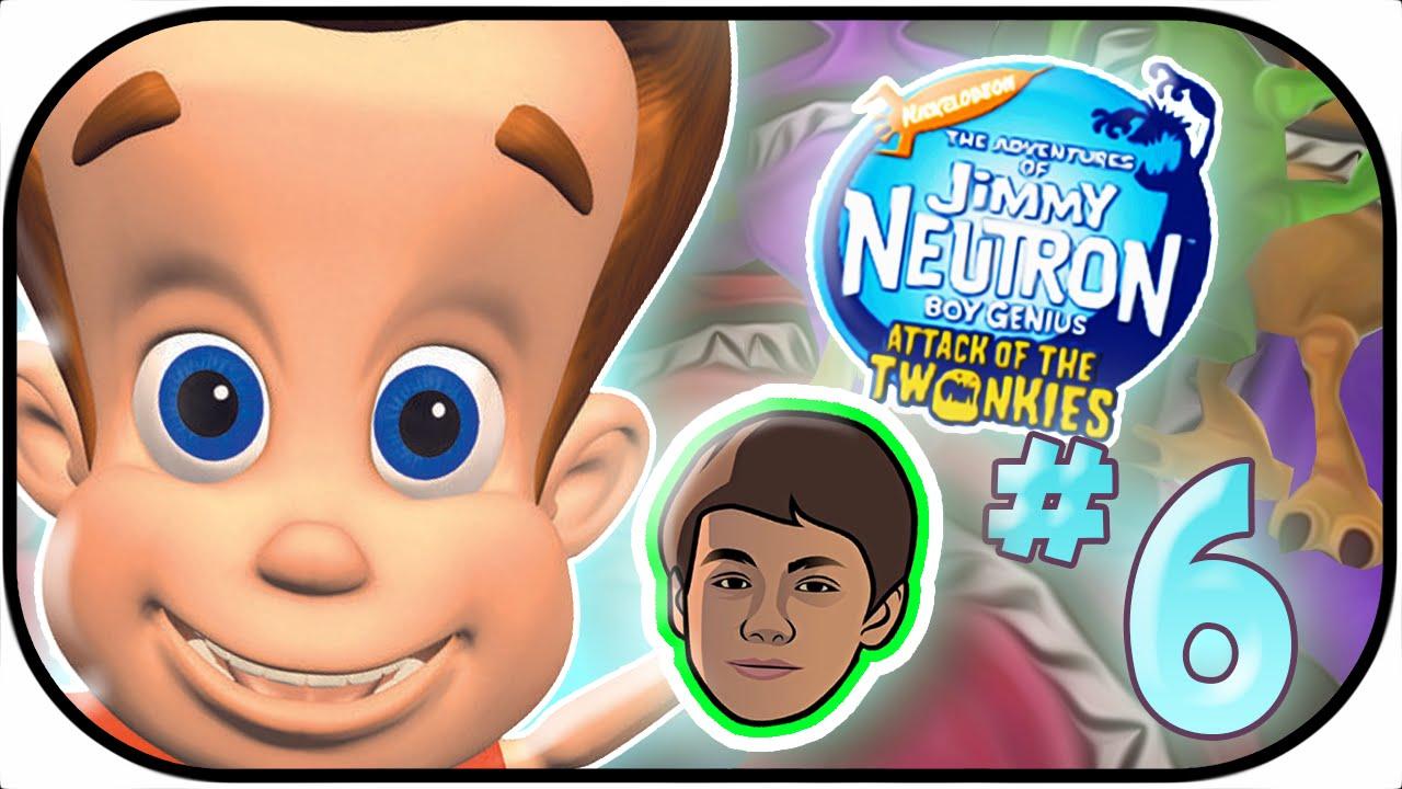 Ultralord jimmy neutron