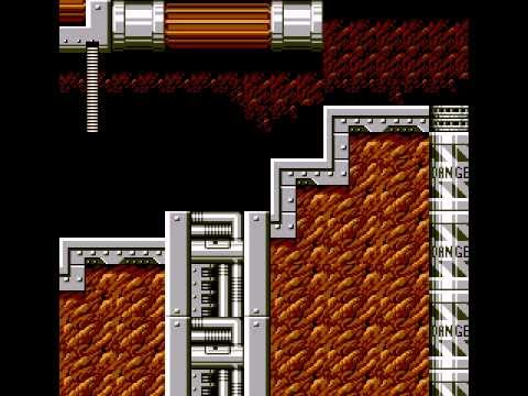 Let's Play: Mega Man 6 - Part 3 - Out of the Flame and Into the Blizzard