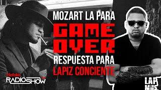 MOZART LA PARA - GAME OVER (TIRADERA PARA LAPIZ CONCIENTE)
