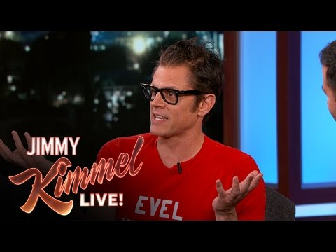 Johnny Knoxville Tells Evel Knievel Stories