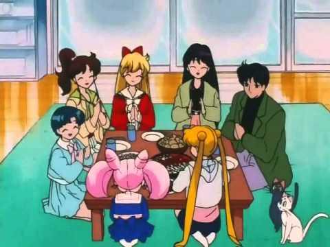 AMV de Sailor Moon - Vine a la festa [Blastilonic]