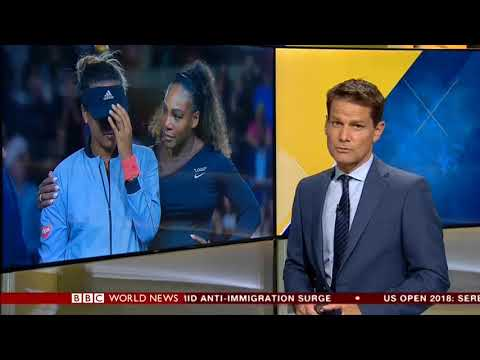 BBC World Sport - US Open Tennis final