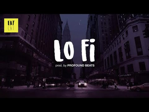 (free) 'Lo fi' prod. by PROFOUND BEATS | Hip Hop Instrumental chill beat to relax with & go lofi