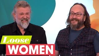 The Hairy Bikers On The Bake Off Rumours | Loose Women | Loose Women