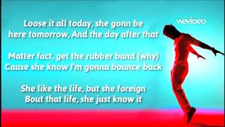 Ne-Yo - All She Wants (Lyrics) ft. Young Jeezy, Ravaughn