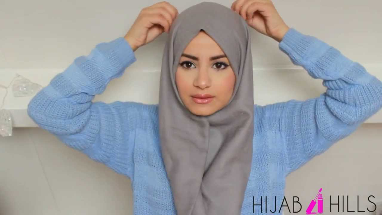 Quick And Simple Hijab Style Youtube