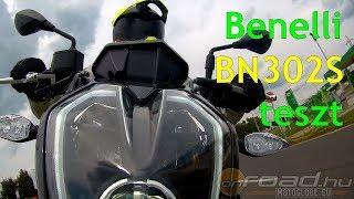 Benelli BN302S (2019) teszt - Onroad.hu