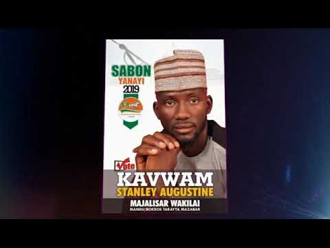 STANLEY KAVWAM FOR REPS 2019 TRIBAL MANIFESTO MANGU/BOKKOS FEDERAL CONSTITUENCY