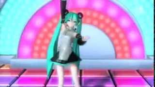 Electric Angel (miku Hatsune) for Project DIVA PC HD + link to Download
