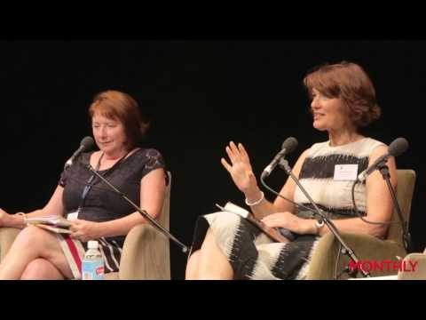 Women in Power: Geraldine Doogue and Mary Delahunty (Perth Writers Festival 2015)