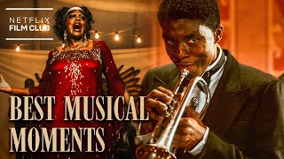 The Best Musical Moments In Ma Rainey's Black Bottom | Netflix