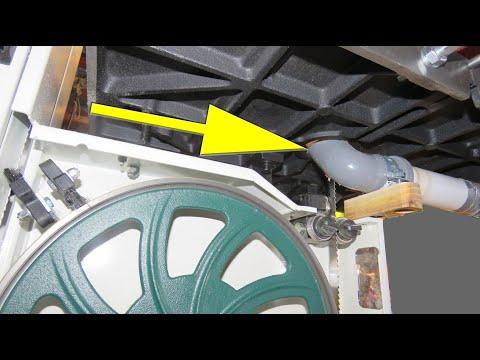 absaugung f r die tischkreiss ge selber bauen diy dust extraction for the tablesaw. Black Bedroom Furniture Sets. Home Design Ideas
