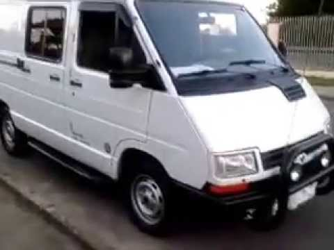 renault trafic 98 gasolina gnv youtube. Black Bedroom Furniture Sets. Home Design Ideas