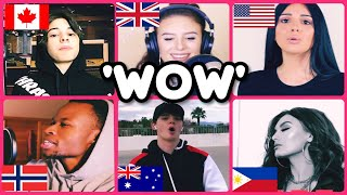 Who Sang It Better: Wow ( US, Uk, Australia, Canada, Philippines, Norway) post malone