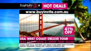 Buyinvite Travel: Beachfront Retreat, USA Tour Thumbnail