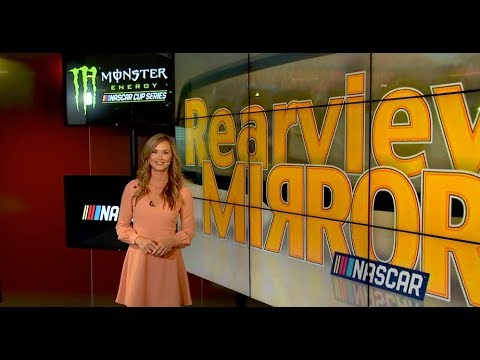 You can't keep Kyle Busch in your Rearview Mirror