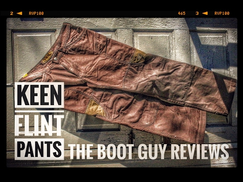 KEEN FLINT PANT [ The Boot Guy Reviews ]