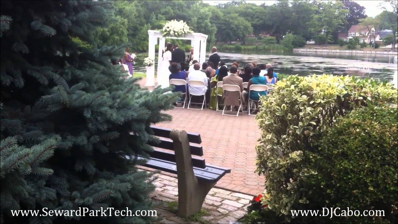 Wedding: Outdoor Ceremony And Indoor Reception