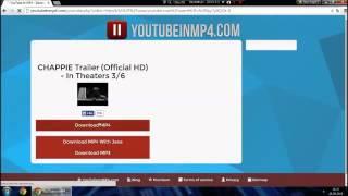 Youtube in Mp4