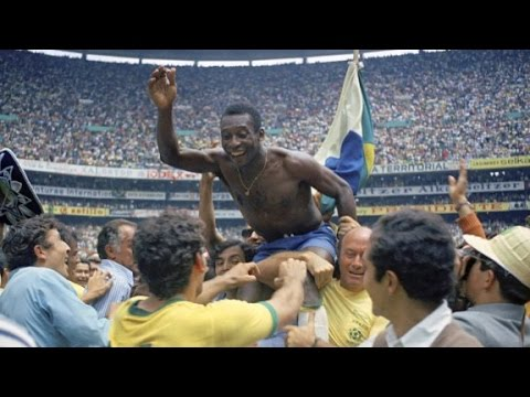 Why Pele's biopic made him cry