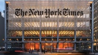 NY Times Joins The Fight Against Money In Politics