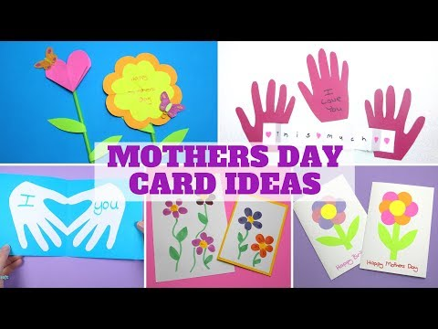 mothers-day-card-ideas-|-mothers-day-craft