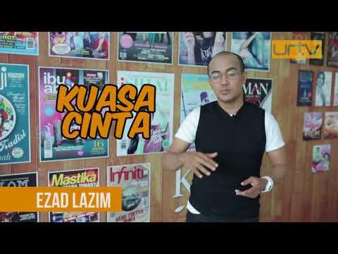 KUASA CINTA - EZAD LAZIM | URTV