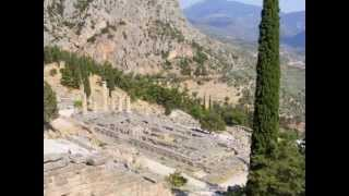 Delphi   The Bellybutton of the World