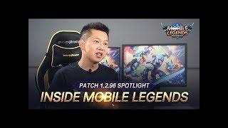 nside Mobile Legends - Patch 1.2.96 Spotlight