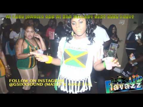 GSIXX x MI LOVE JAMAICA AND MI NAH SELL OUT x AUG 8TH