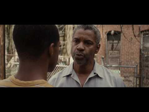 BARRIERE di Denzel Washington  Scena del film in italiano