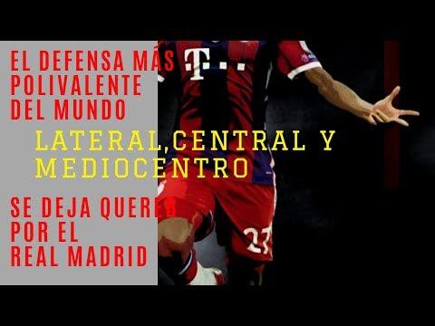 EL REAL MADRID YA TIENE AL SUSTITUTO DE MARCELO