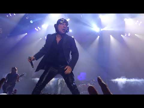 Iron Maiden - Aces High Live @ Hartwall Arena Helsinki 28.5.2018